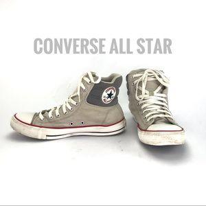 High top converse size 9